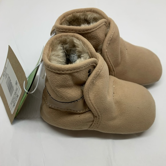Baby walking booties/shoes